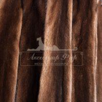 норка браун (коричневая)