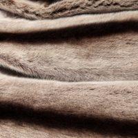 норка коричневая шиншилла