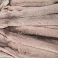 норка пастель кросс розовая