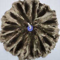 accessory fur metallization chinchilla